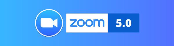 De 5.0-update van Zoom verbetert de codering, voegt beveiligingsfuncties voor vergaderingen toe